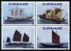 Суринам 2018
