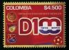 Колумбия  2013